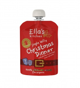 Ellas Kitchen Jingle Belly pouch