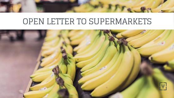 Parent friendly supermarkets | Open Letter