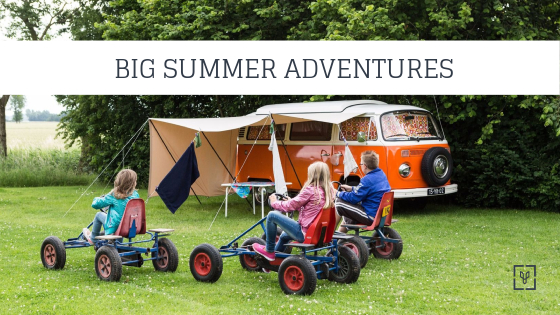 Big Summer Adventures for Tiny Humans