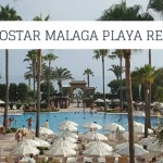 iberostar malaga playa review featured image of pool