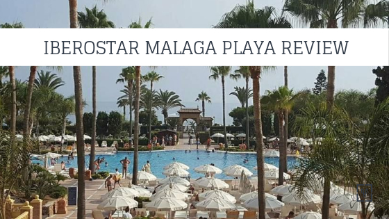 Iberostar Malaga Playa Review