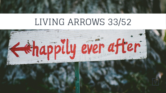 living arrows week 33 header