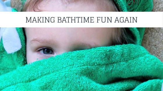 Making bathtimes fun