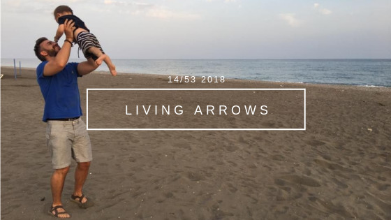 Living Arrows Week 14 {2018}
