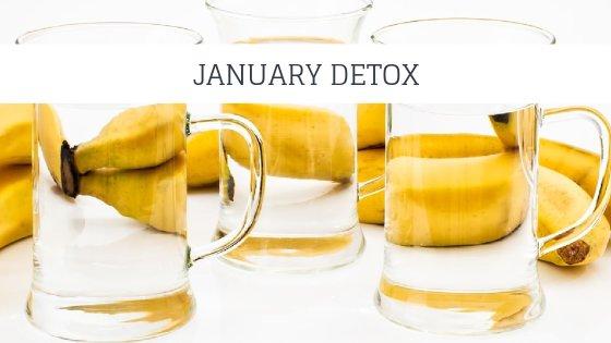 January Beauty Detox