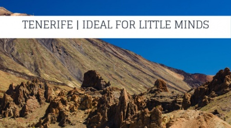 Tenerife | Ideal for little minds