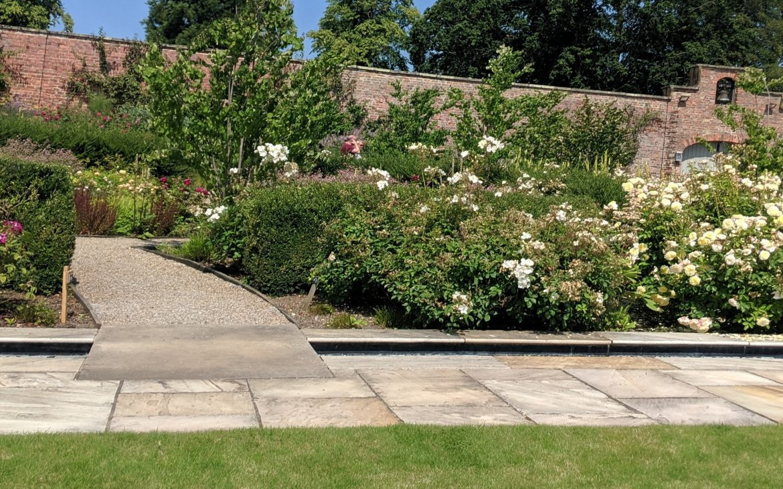 wynyard hall rose garden