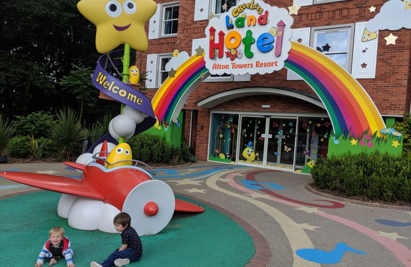 CBeebies Hotel at Alton Towers Review